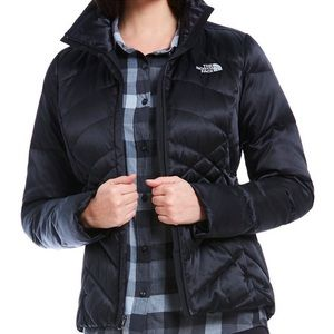 The North Face Aconcagua puffer down zip up jacket